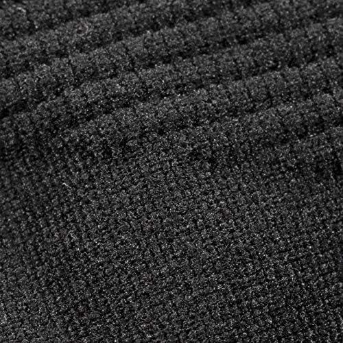 erugam 加圧締めシャツ レディース インナー コンプレッションシャツ M Lサイズ ブラック