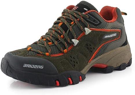 Zapatos atléticos de las mujeres al aire libre a prueba de agua zapatos de senderismo casuales zapatillas para correr zapatos montañeses . c . 40: Amazon.es: Deportes y aire libre