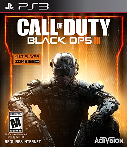 Call of Duty: Black Ops III - Multiplayer Edition - PlayStation 3 (Call Of Duty Black Ops 2 Sniper Rifles)