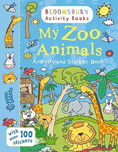 Bloomsbury Activity and Sticker Books My Zoo (Adlard Coles Maritime Classics)