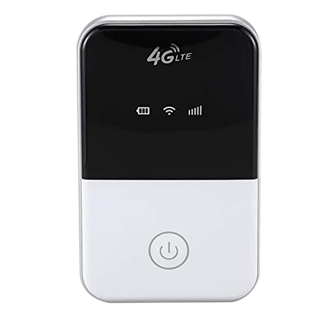 SODIAL(R Mini Router WiFi 4G 3G 4G LTE Wireless Pocket Portable Wi ...