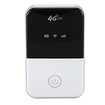 SODIAL 4G WiFi Router Mini Router 3G 4G LTE Wireless Pocket ...