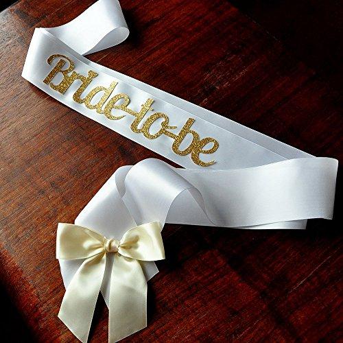 Bride to Be Sash. Bachelorette Party Sash.
