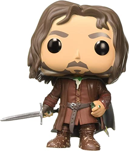 Funko Mystery Minis LORD OF THE RINGS LOTR Aragorn