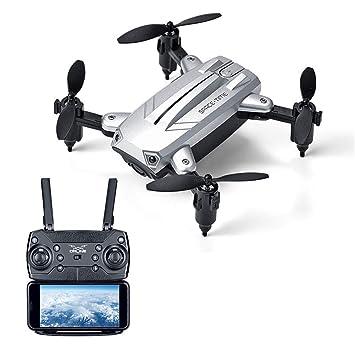 E-KIA HD Mini Drone con Camara, UFO De Drone Sin Cabeza De 4 Ejes ...