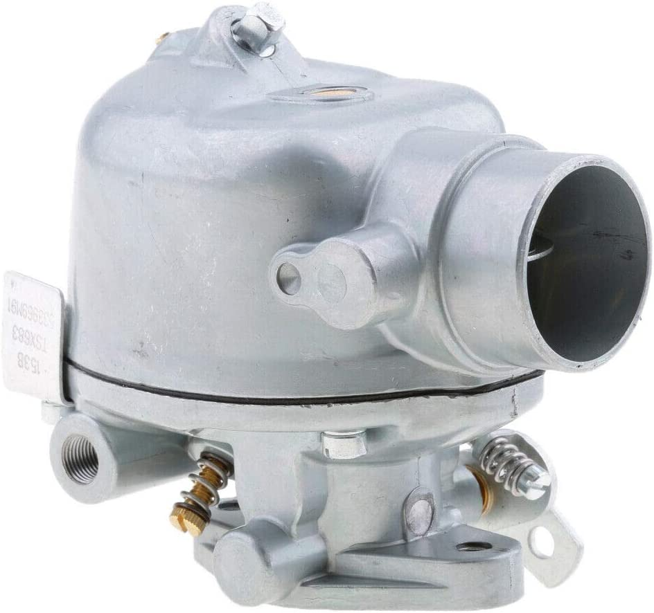 TRIL GEAR Carburetor Fit for Massey Ferguson Tractor TO35 MF35 F40 MH50 MF50 MF135 MF150 Marvel Scheble 202 204 2135 533969M91 181532M91 TSX605 TSX683