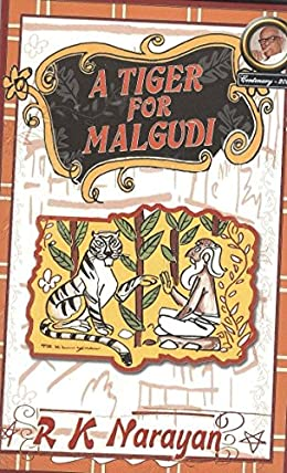 RK Narayan Books List, Short Stories : A Tiger of Malgudi