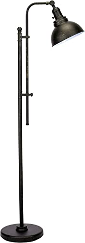CO-Z Industrial Floor Lamp Adjustable