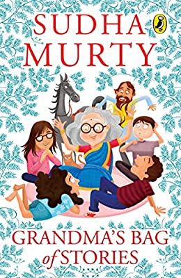 Grandma's Bag of Stories- Sudha Murty Books list- short stories