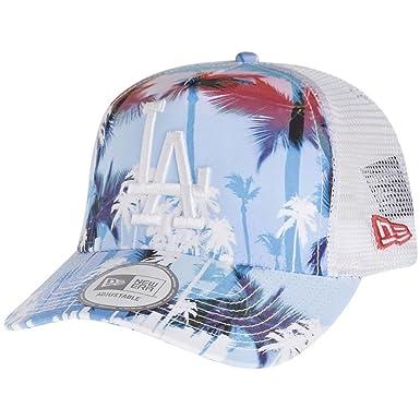 8c4518528458f New Era Miami Vibe LA Dodgers Trucker Cap - O S at Amazon Men s Clothing  store