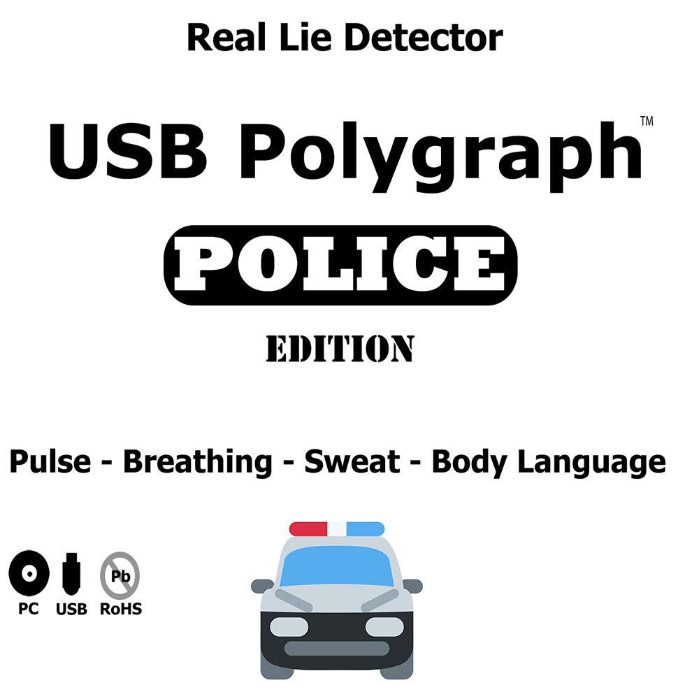 USB Polygraph 2 Police Edition