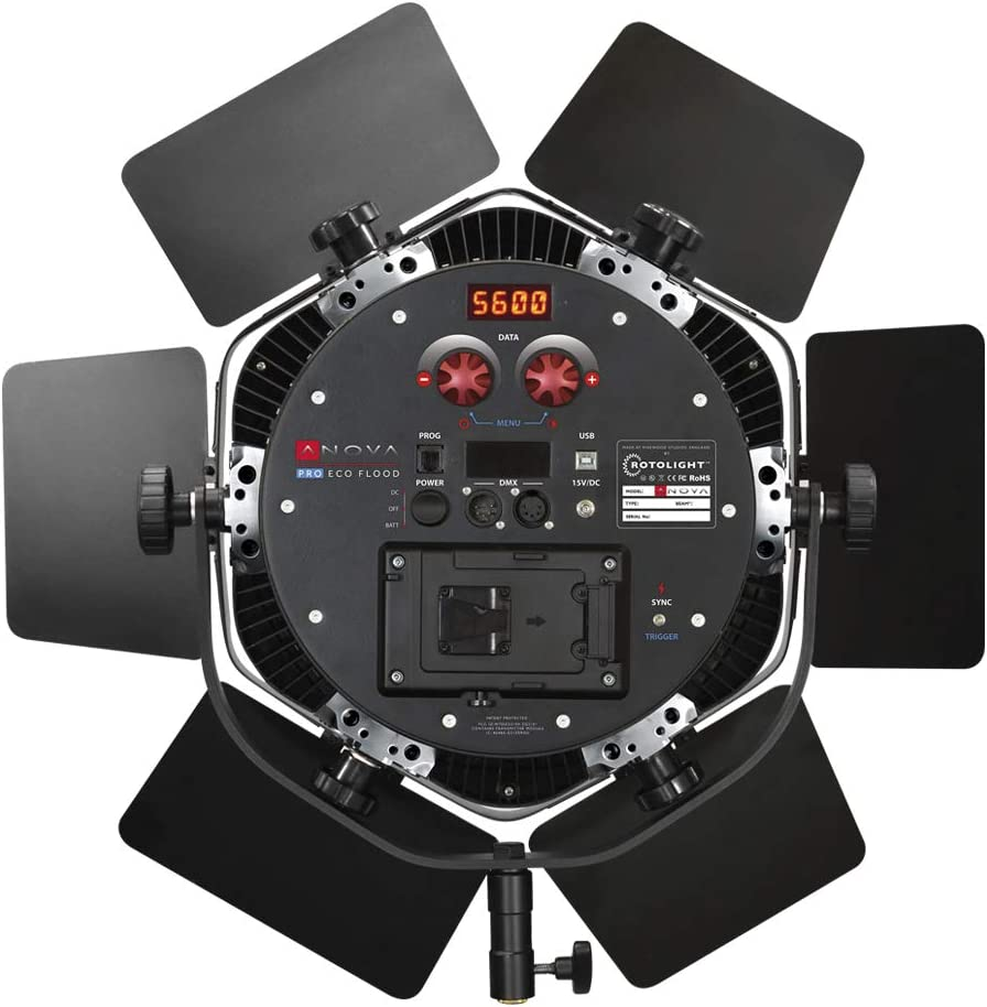 Rotolight Anova Pro 2 Bi Color Standard Led Licht Kamera