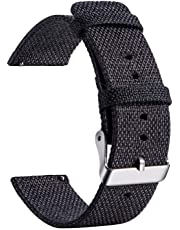 Accessory for Samsung Galaxy Watch,Natarura New Fashion Replacement Woven Fabric Wrist Strap Quick Release Watch Band for Samsung Galaxy Watch 46mm/42mm Smart Watch