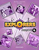 Explorers 4. Activity Book