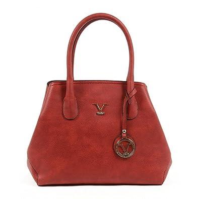 c9610032aa04 Versace 19.69 Abbigliamento Sportivo Srl Milano Italia Womens Handbag VE04  RED