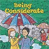 Being Considerate, Jill Lynn Donahue, 1404837779