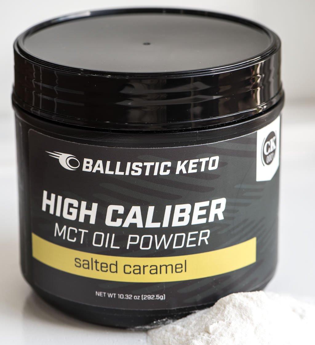 Ballistic MCT Oil Powder (Salted Caramel)