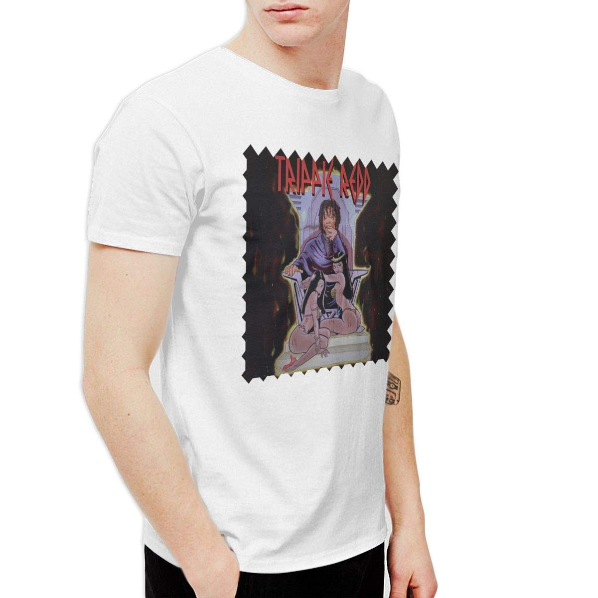 Wwdcd Trippie D A Love Letter To You Short Sleeve T Shirt 5685