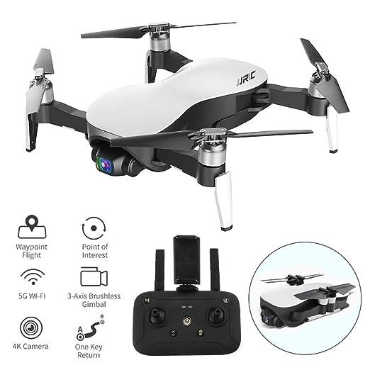 Drone GPS Plegable,Drone 4K Cámara GPS Regreso A Casa 5G WiFi FPV ...