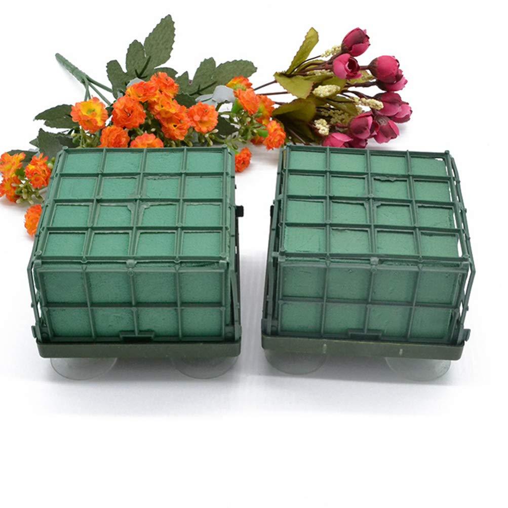 SUPVOX Floral Foam Mousse Florales Brique de Bloc de Mousse Florales pour Arrangement de Table de Mariage