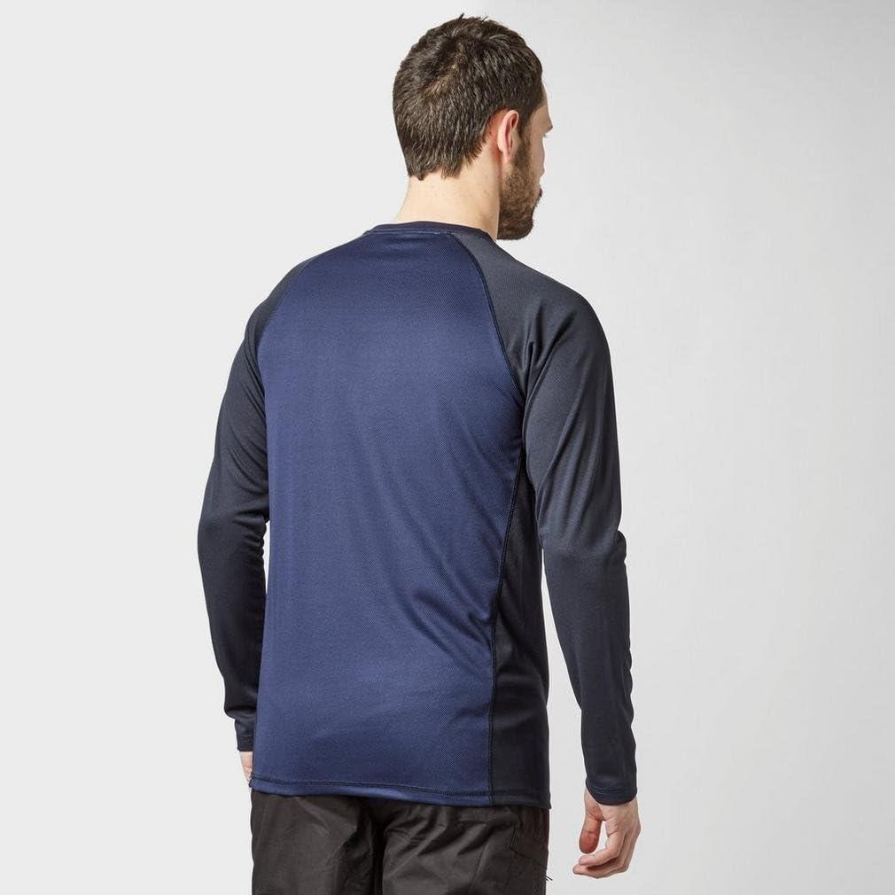 Peter Storm Mens Long Sleeve Tech T-Shirt
