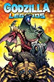 img - for Godzilla: Legends book / textbook / text book