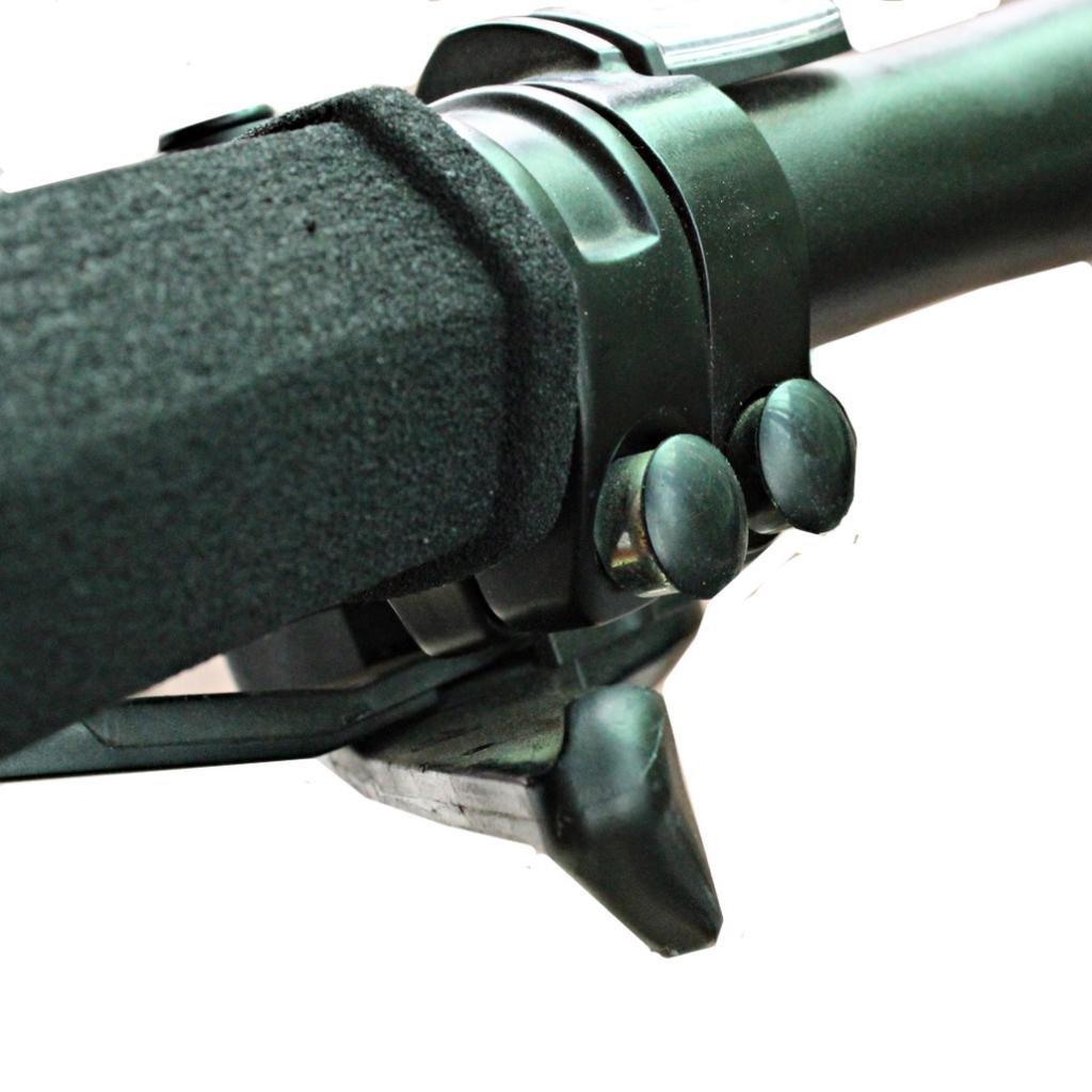 Sharplace 10 St/ücke Fahrrad M6-Schraubverschluss Headset-Bolzen Innensechskantschrauben