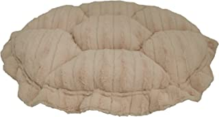 product image for BESSIE AND BARNIE Ultra Plush Natural Beauty Luxury Deluxe Dog/Pet Cuddle Pod Bed