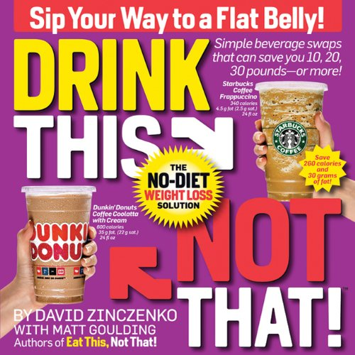 Drink This Not That!: The No-Abstain Weight Loss Solution