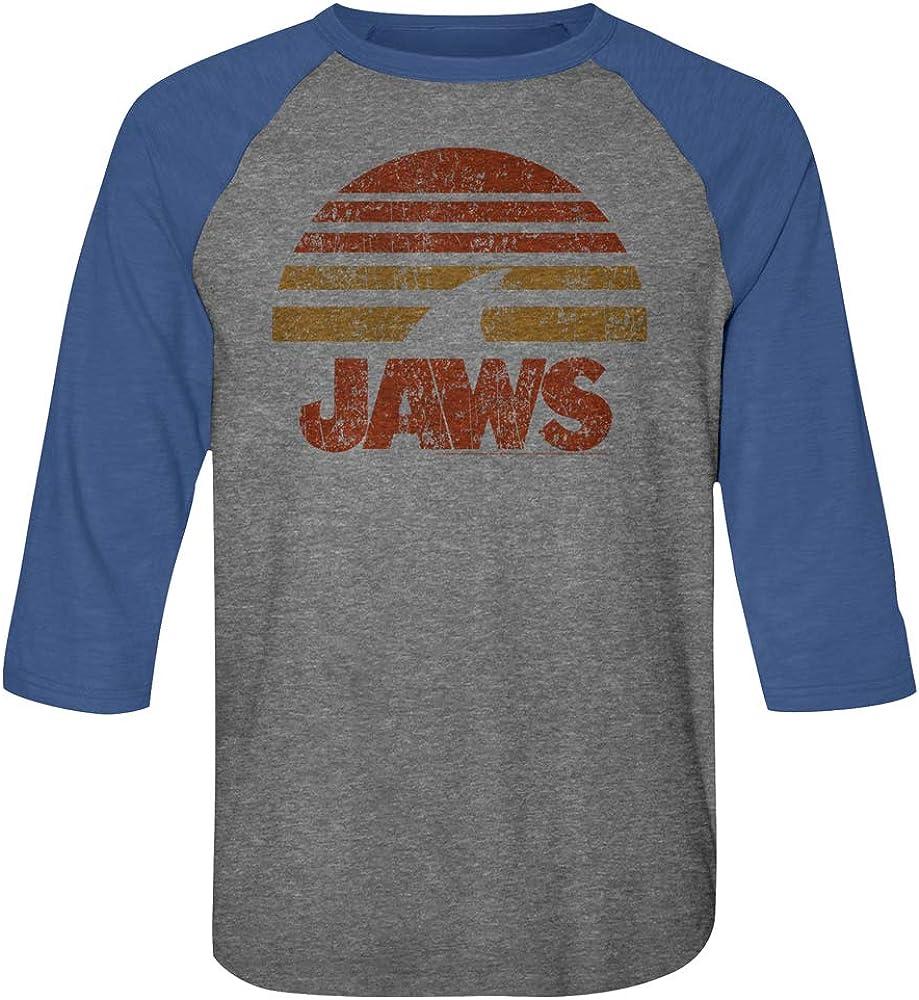 JAWS American Classics Shark Sun T Shirt M