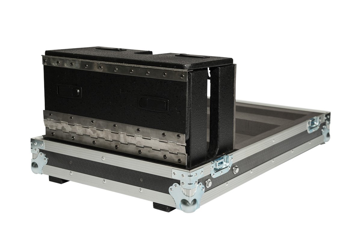 Cases, Racks & Taschen Flight Case Für Yamaha Ql5 Digital Mischpult Mit Rollen Dogbox Pro-audio Equipment