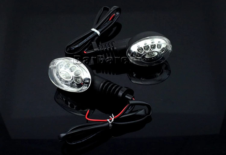 Frecce LED indicatore di direzione lampeggiante indicatore direzione indicatore per Kawasaki klx250sf ex250/Ninja 250/VN 650/Vulcan S