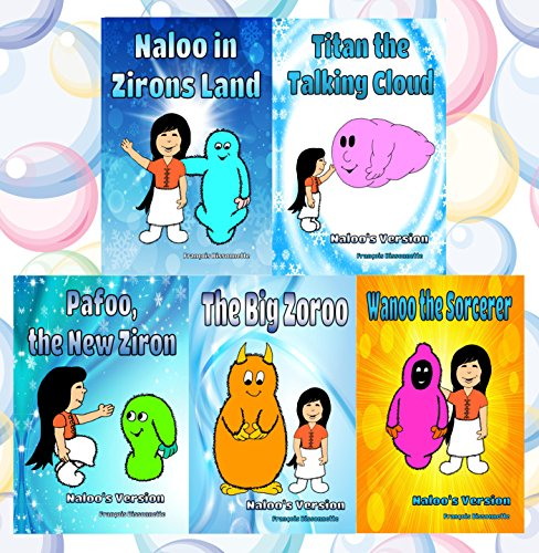Children's Books: NALOO THE COMPLETE SERIES: Children's Books - Kindle Audio Video