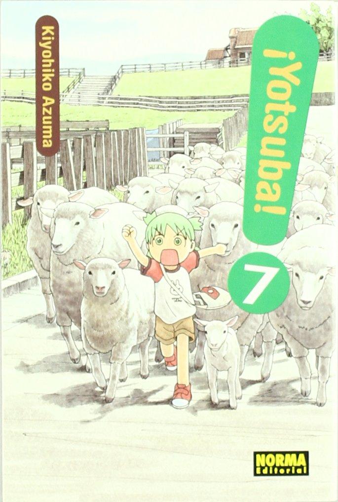 ¡Yotsuba! 7 (CÓMIC MANGA)