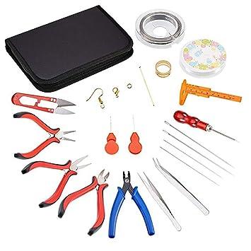 Kit para hacer joyas, joyería, reparación de joyas, caja de ...