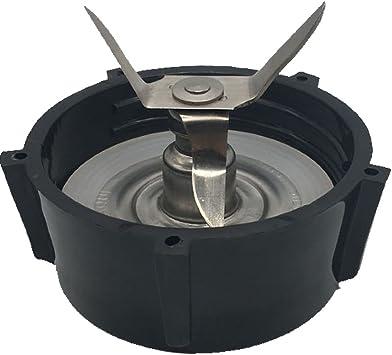 joystar triturador de hielo hoja con repuesto tarro Base tapa, 2 ...