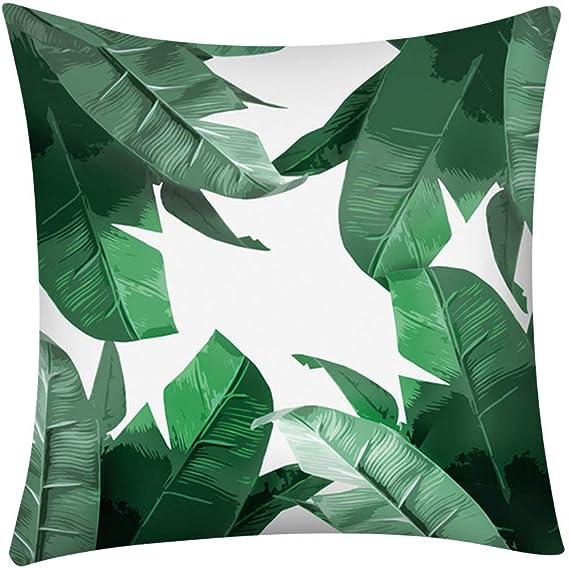 Banana leaf pillow   Etsy