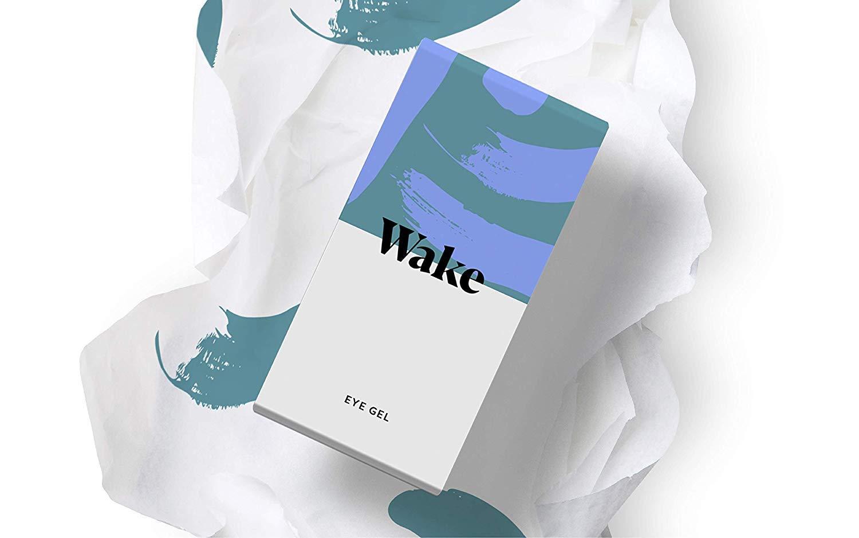Wake Skincare Eye Gel - Hydrating Eye Serum for Puffy Eyes, Dark Circles, Eye Bags, Crows Feet and Wrinkles - Vitamin E - Collagen - 30ml Anti Ageing Eye Cream (2 Pack) by Wake (Image #3)