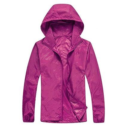 Veste de Pluie Femme Manteau Imperméable Poncho Pluie à