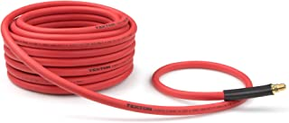 product image for TEKTON 46137 3/8-Inch I.D. by 50-Foot 300 PSI Hybrid Air Hose with 1/4-Inch MPT Ends and Bend Restrictors