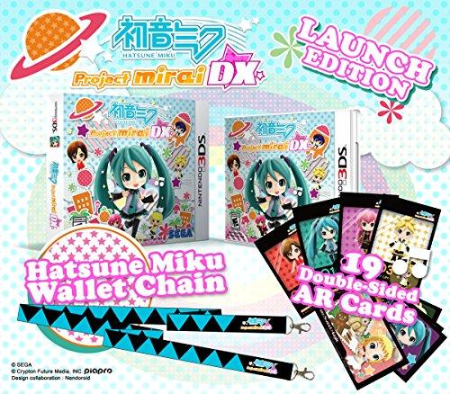 Hatsune Miku: Project Mirai DX Limited Launch Edition - Hatsune Miku Video Game