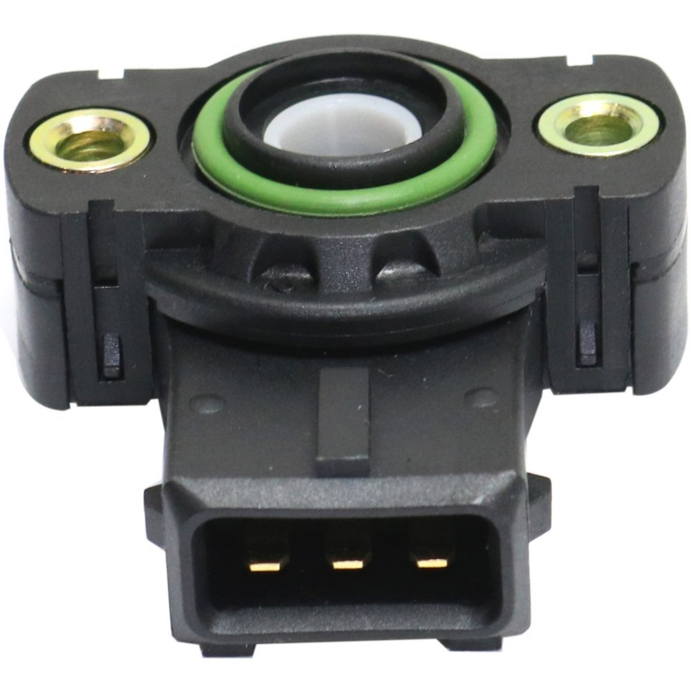 Evan-Fischer EVA15812121513 Throttle Position Sensor for 91 BMW 525i Female Connector Blade type 3-prong male terminal