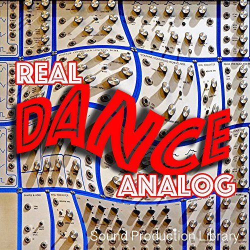 REAL DANCE ANALOG - Production Tools SAMLES, LOOPS, PERFORMANCES Library 8.6GB on 2 DVD or download by SoundLoad