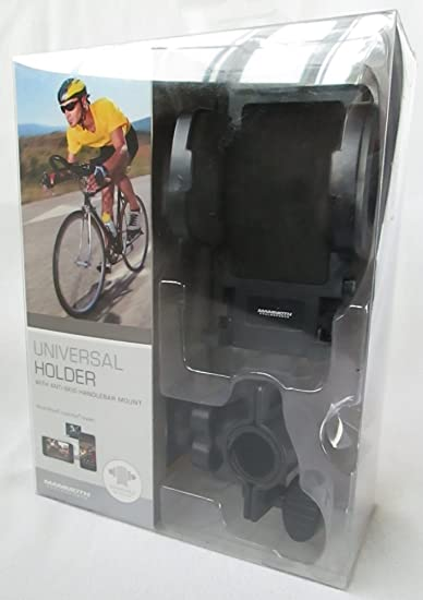 Amazon.com: Universal Holder with Anti-skid handlebar mount: Cell Phones & Accessories