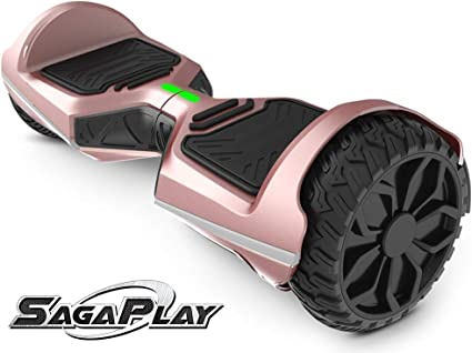 Amazon.com: SagaPlay tabla autoequilibrada para patinete con ...