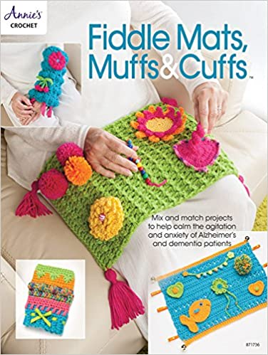 Fiddle Mats Muffs Cuffs Annie S 9781590128831 Amazon Com Books