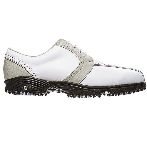 FootJoy GreenJoys Golf Shoes 48357 2014 Ladies CLOSEOUT White Cloud Medium  10 82f0c04f534