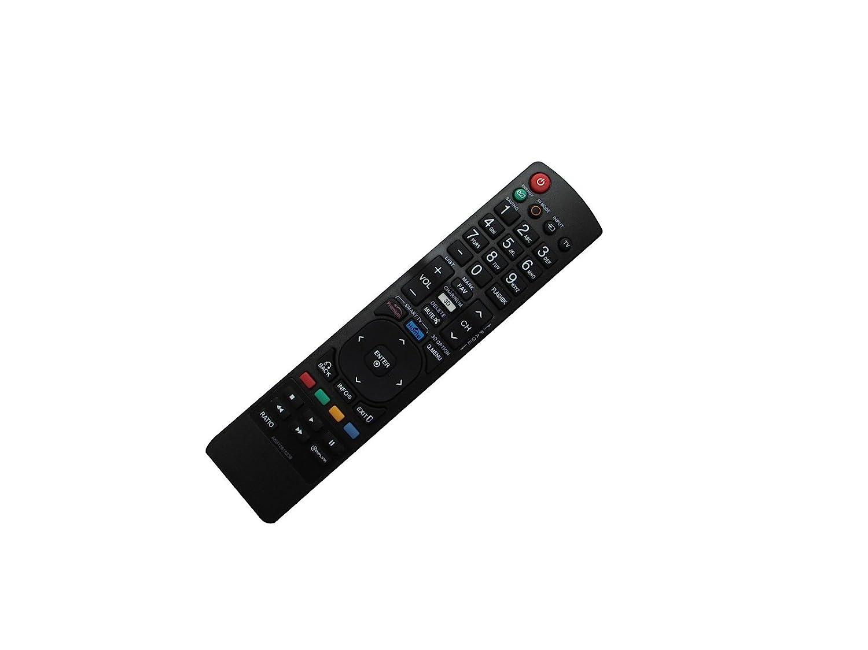 新しい一般的な交換用のリモートコントロールLG 42lv3550 47lv3550 32lk453 C 37lk453 C 42lk453 CプラズマLCD LED HDTV TV B00R2TSS92