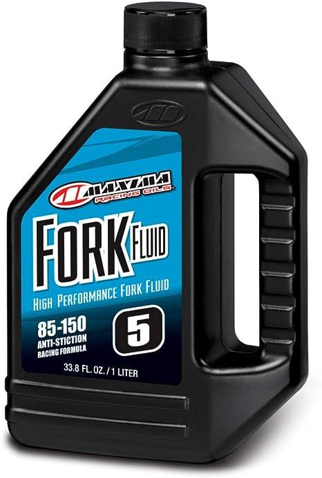 Maxima 5 WT Grade de 85/150 Racing Fork Fluid: Amazon.es: Coche y moto