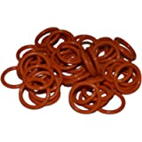 50 Pack - Harley Davidson Oil Drain Plug O-Ring #11105 (Orange Color)
